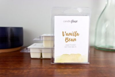 Vanilla Bean Soy Wax Melts