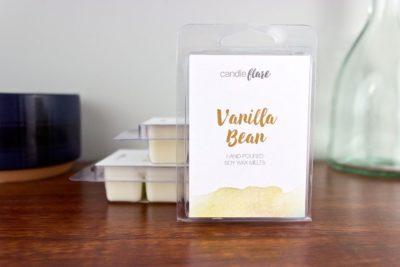 Vanilla Bean Soy Wax Melts